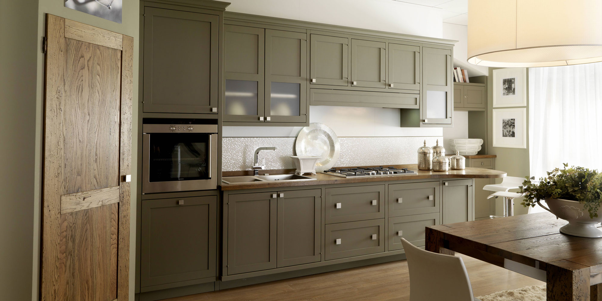 Cucine Bamax. Eurocucina Shows New Trends For Modern And Luxury ...